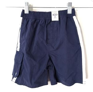 NWT The Children's Place swim trunks board shorts